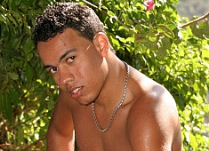 Gay Latino Guys : Roger - Latino Smooth!